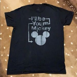 Disney Shirt L - I'll be your Mickey